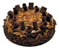 Kahlua Mousse Cake
