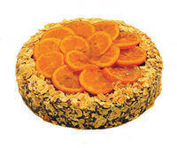Orange and Almond Fruit Cake