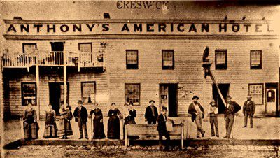 Anthonys American Hotel