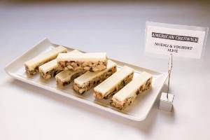 Muesli and Yoghurt Slice