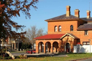 Original Post Office and Masonic Hall