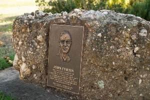 Prime Minister John Curtin