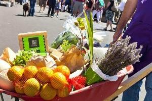 Talbot Farmers Market Victoria