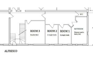 Twin Accommodation - The American Creswick